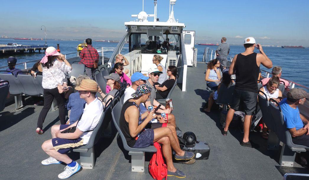 Voyage en ferry pour femme enceinte ou personne en situation de handicap